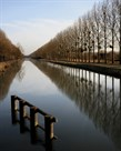 Somme Canal by Bill Philip