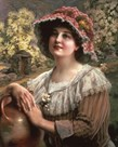 Country Spring by Emile Vernon