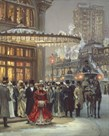 Evening Performance by Alan Maley
