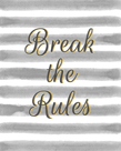 Break the Rules by Lottie Fontaine