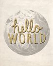 Hello World by Lottie Fontaine