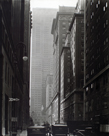 Vanderbilt, From E. 46th Street, Manhattan by Berenice Abbott