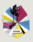 Memphis Group - Havana by Myriam Tebbakha