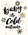 Cold Outside by Kristine Hegre