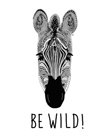 Be Wild! by Emilie Ramon