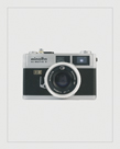 Camera Collective - Minolta Hi Matic by Chris Dunker