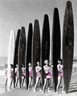 Surfin' Gals - Blossom by The Chelsea Collection