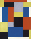 Composition XX, 1920 by Theo Van Doesburg