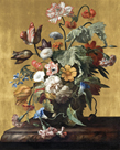 Still Life with Flowers - Luxe by Rachel Ruysch