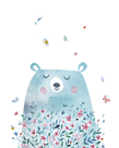 Summer Bear by Clara Wells