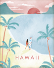 A Postcard From Hawaii by Clara Wells
