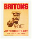 Britons: Your Country Needs You! by The Vintage Collection