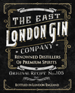 London Gin by Tania Bello