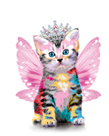 Feline Flutter by Mark Chandon