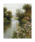 Midsummer Paris by Louis Aston Knight
