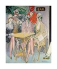 The Cairo Bar: 1920 by Kees Van Dongen