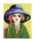 Portrait of Dolly: 1911 by Kees Van Dongen