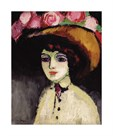 The Parisienne of Montmartre: 1903 by Kees Van Dongen