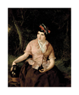 Seated Woman with Jug by William Powell Frith