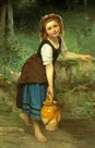 The Pitcher Girl by Victor Thirion
