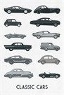 Classic Cars by Clara Wells