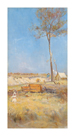 Under a Southern Sun (Timber Splitter's Camp) by Charles Conder