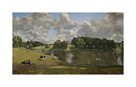 Wivenhoe Park, Essex 1816 by John Constable