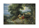 An Allegory of Water and Earth by Jan Brueghel the Younger