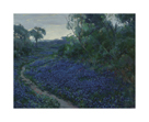 Bluebonnets in the Misty Morning by Julian Onderdonk
