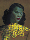 Chinese Girl - Study by Vladimir Tretchikoff
