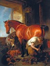 Shoeing by Edwin Landseer