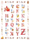 Alphabet by Carole Gray