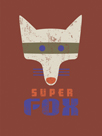 Super Fox by Sophie Ledesma