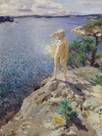 In the Skerries by Anders Zorn