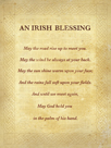 An Irish Blessing by The Inspirational Collection