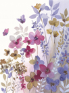 Dainty Florals by Sandra Jacobs