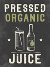 Organic Juice by Tom Frazier