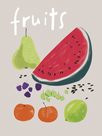 Collection of Fruit by Laure Girardin Vissian
