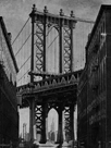 Bridge Between - Noir by Pete Kelly