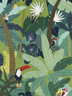 Tropical Aves by Kristine Hegre