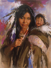Mother Love by Harley Brown