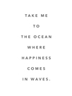 Happiness Waves by Joni Whyte