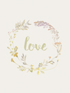 Flourishing Love by Kristine Hegre