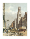 St Dunstan's, Fleet Street by Thomas Shotter Boys