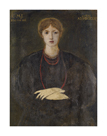 Portrait of Georgiana Burne-Jones by Sir Edward Burne-Jones