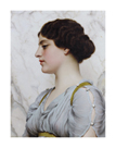 A Roman Beauty by John William Godward