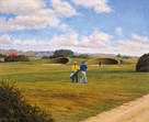 Carnoustie (14th Hole) by Peter Munro