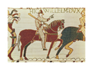 Bayeaux Tapestry Detail A by Anonymous