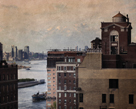 East River Views by Pete Kelly