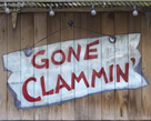 Gone Clammin' by Bill Philip